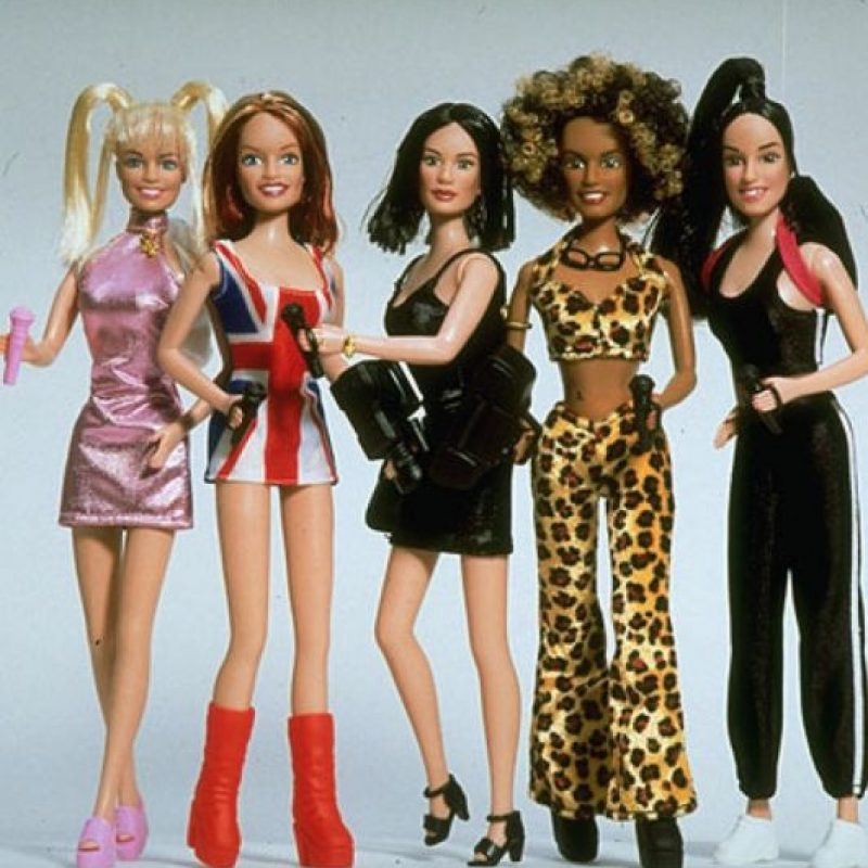 Spice Girls Foto:pinterest.com