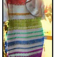 Hasta del famosos vestido Foto:Instagram