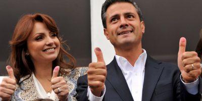 7. Tras haber salido el reportaje a la luz, la primera dama de México explicó que la casa era de su propiedad y que era fruto de su trabajo durante 25 años en Televisa. Foto:AFP