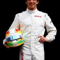 Roberto Merhi, piloto español de 23 años de edad. Foto:Getty Images