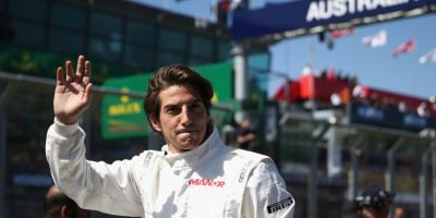 Roberto Merhi Foto: Getty Images