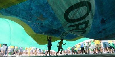La mayoría de los acusados pertenecen al Partido de los Trabajadores (PT), el mismo de Dilma. Foto:Getty Images