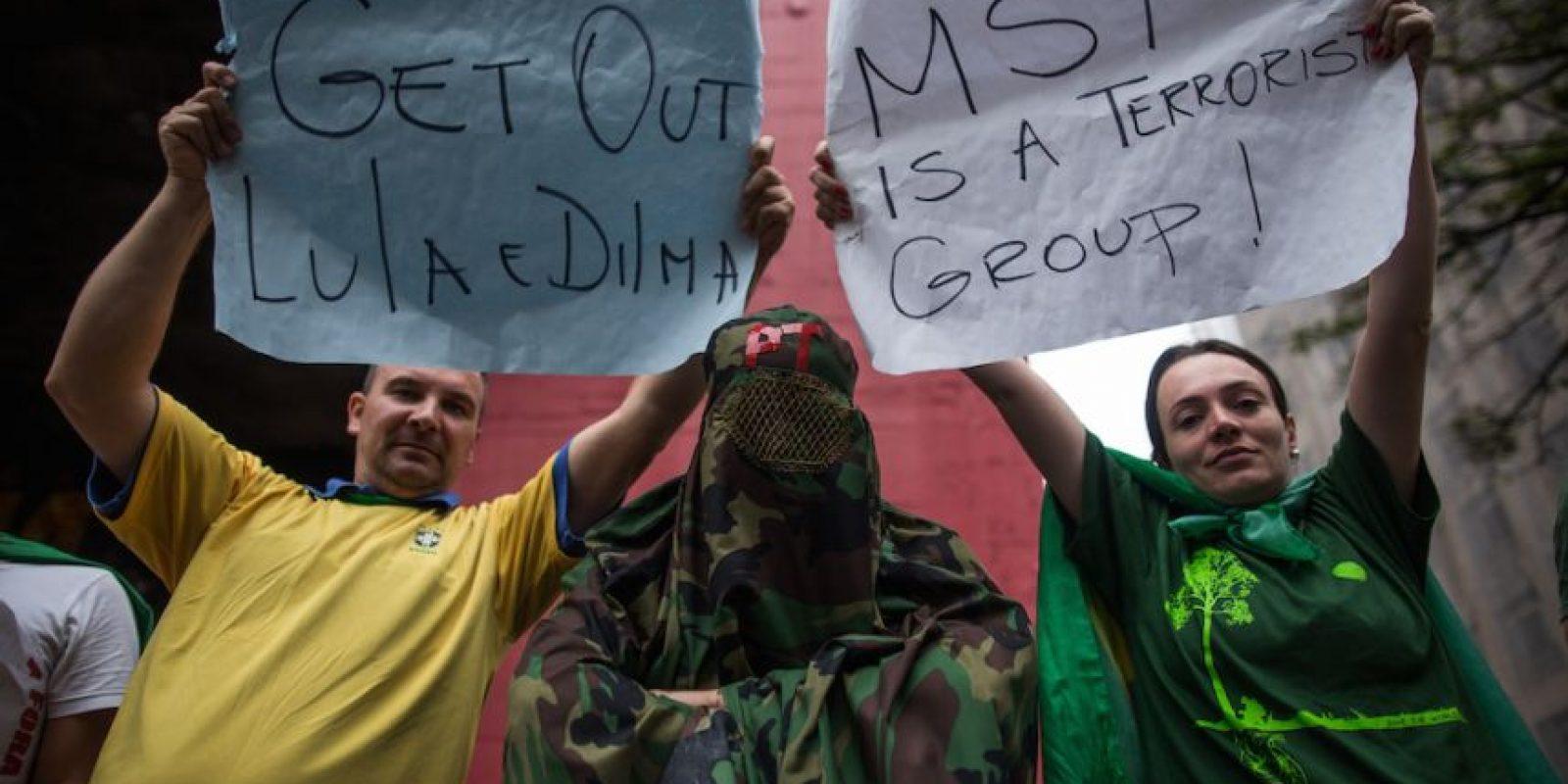 Por su parte, el Real brasileño ha perdido 20% frente al dólar en lo que va del 2015. Foto:Getty Images