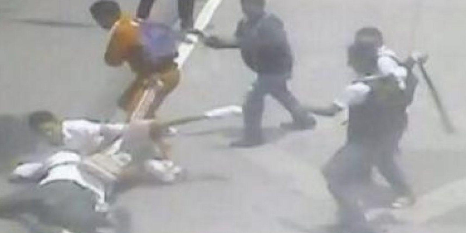 El 23 de abril de 2014 hubo un enfrentamiento en el Paseo de la Sexta que causó la muerte de Melvin Eudiel Casia Monrroy de 17 años. Foto:Archivo