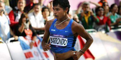 Gerardo Aguirre, presidente del COG, puso un transporte a disposición de Barrondo y sus compañeros de equipo. Foto:Publinews