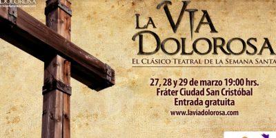 Foto:Cortesía La Vía Dolorosa