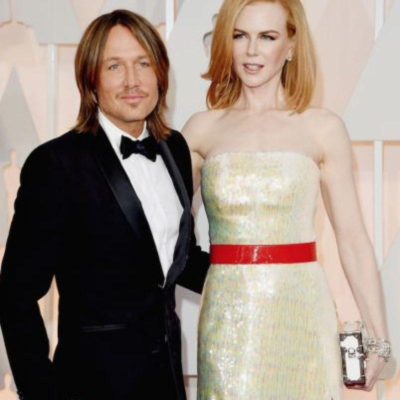 En 2011, la actriz y Keith Urban anunciaron el nacimiento de su hija Faith Margaret Urban. Foto:Getty Images