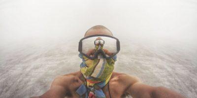 Fotos: Conoce los extraordinarios selfies de Ari Fararooy