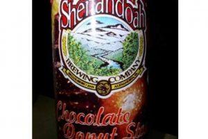 5. Chocolate Donut. Cerveza son sabor a chocolate