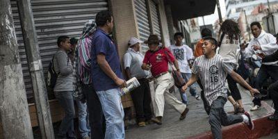 """FOTOS. Vuelven las """"cacerías"""" al Centro Histórico"""