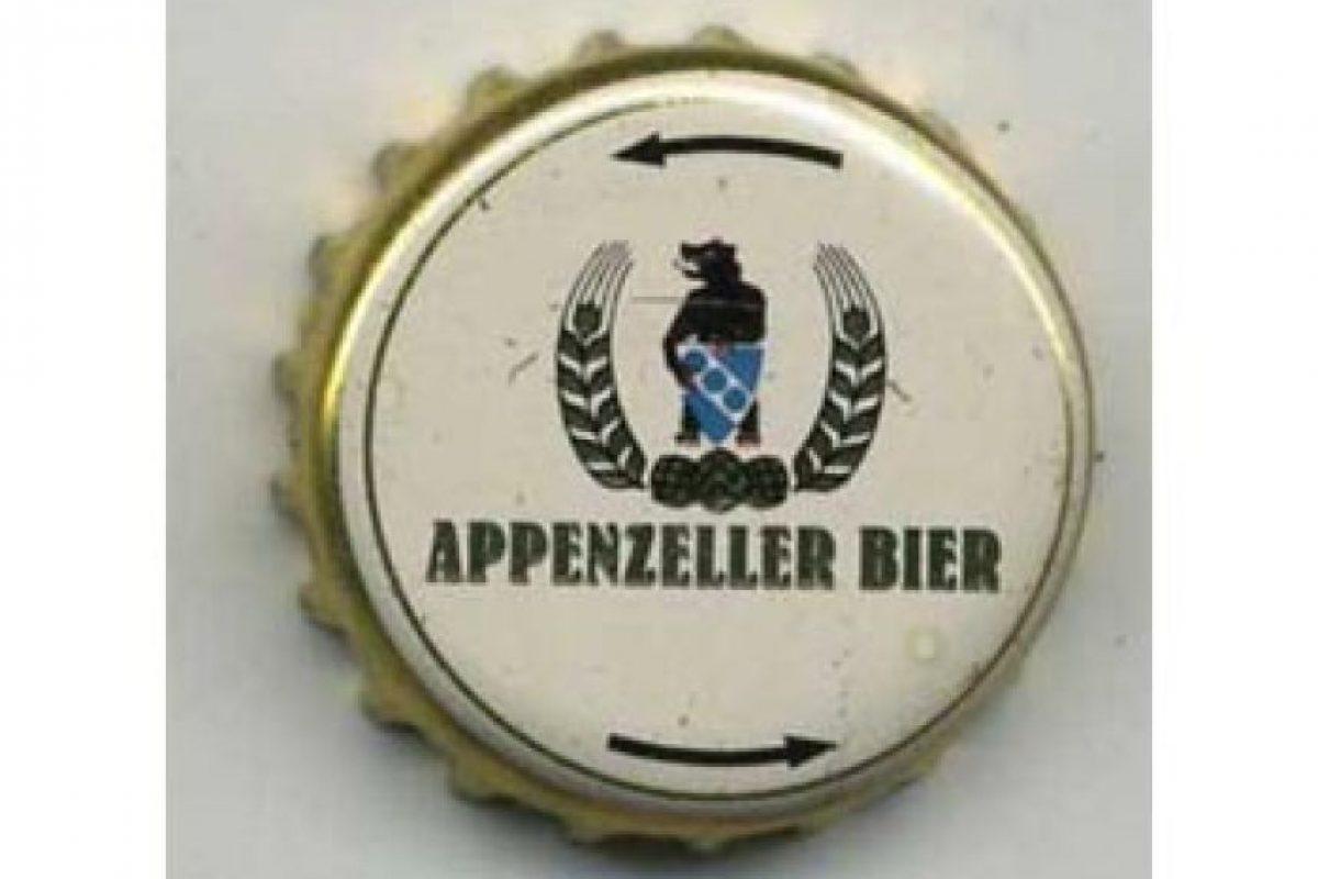 3. Hanfblüte. Cerveza suiza que contiene esencia artificial de marihuana.
