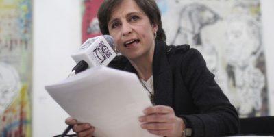 Despiden a Aristegui por exigir la reincorporación de dos reporteros