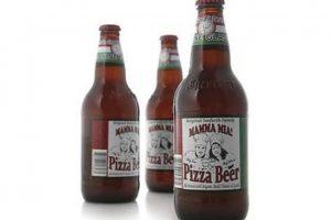 6. Pizza Beer. Tiene sabor a tomate y ajo. Está disponible en el estado de Illinois, Estados Unidos.