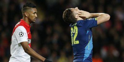 El Arsenal se queda corto y el Mónaco pasa a los cuartos de final