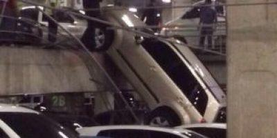 """Esto podría costarle el """"accidente"""" al dueño del vehículo que chocó en centro comercial"""