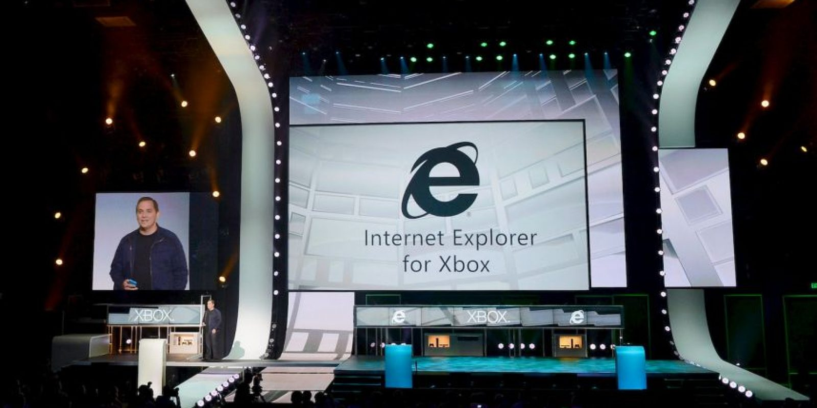 A lo largo de su historia Internet Explorer sufrió cambios, pero ninguno le bastó para competir con los grandes buscadores. Foto:Getty