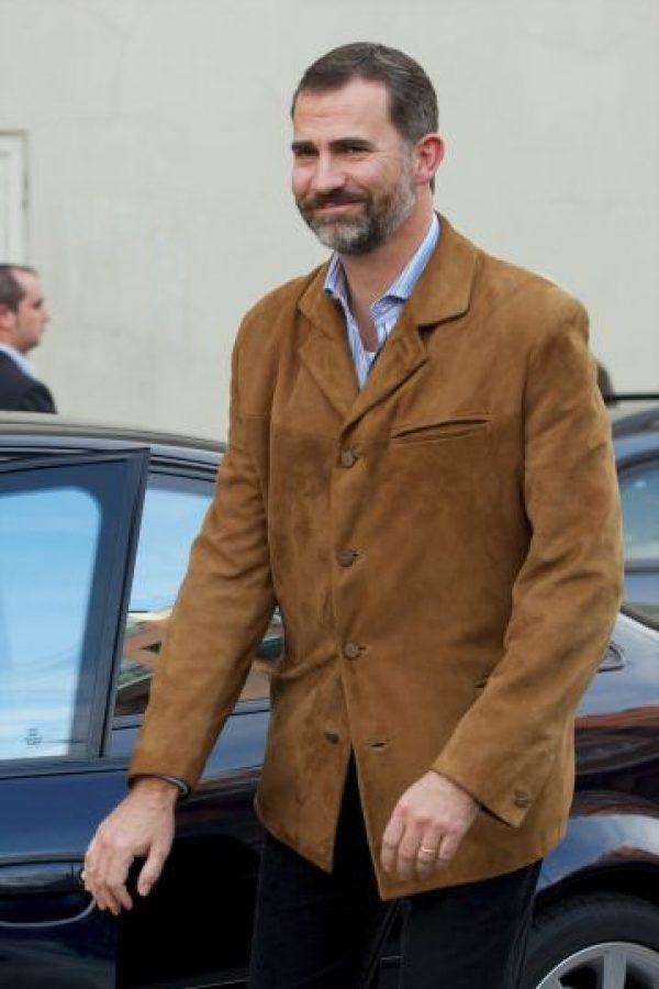 Rey Felipe VI de España Foto:Getty Images