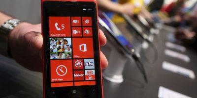 Ni siquiera en los teléfonos Lumia de Nokia con el sistema operativo de Windows muestra mejoras en cuanto a este buscador. Foto:Getty