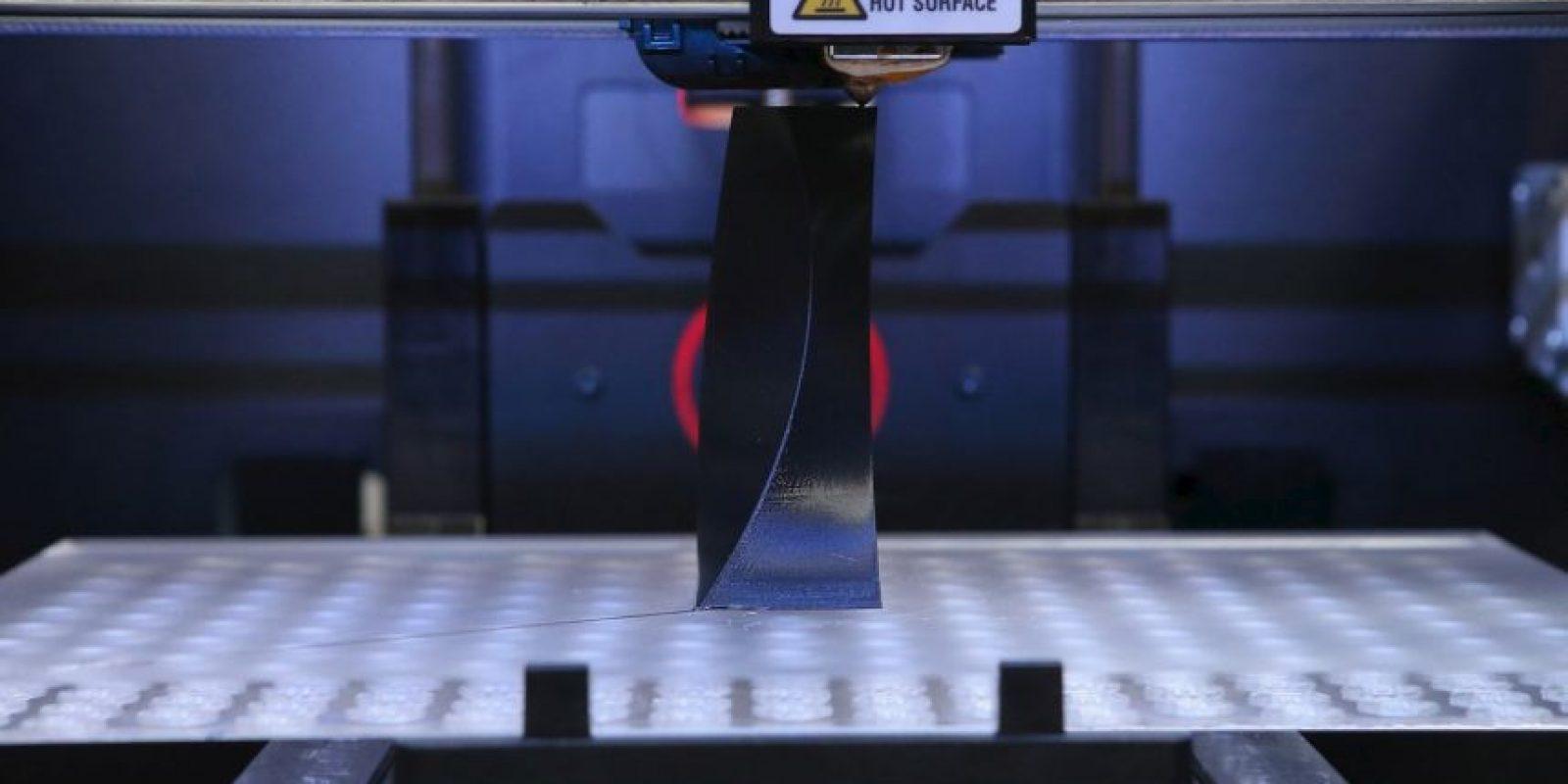 La tecnología de la impresión 3D es relativamente nueva, teniendo sus mejores avances en los últimos 5 años. Foto:Getty