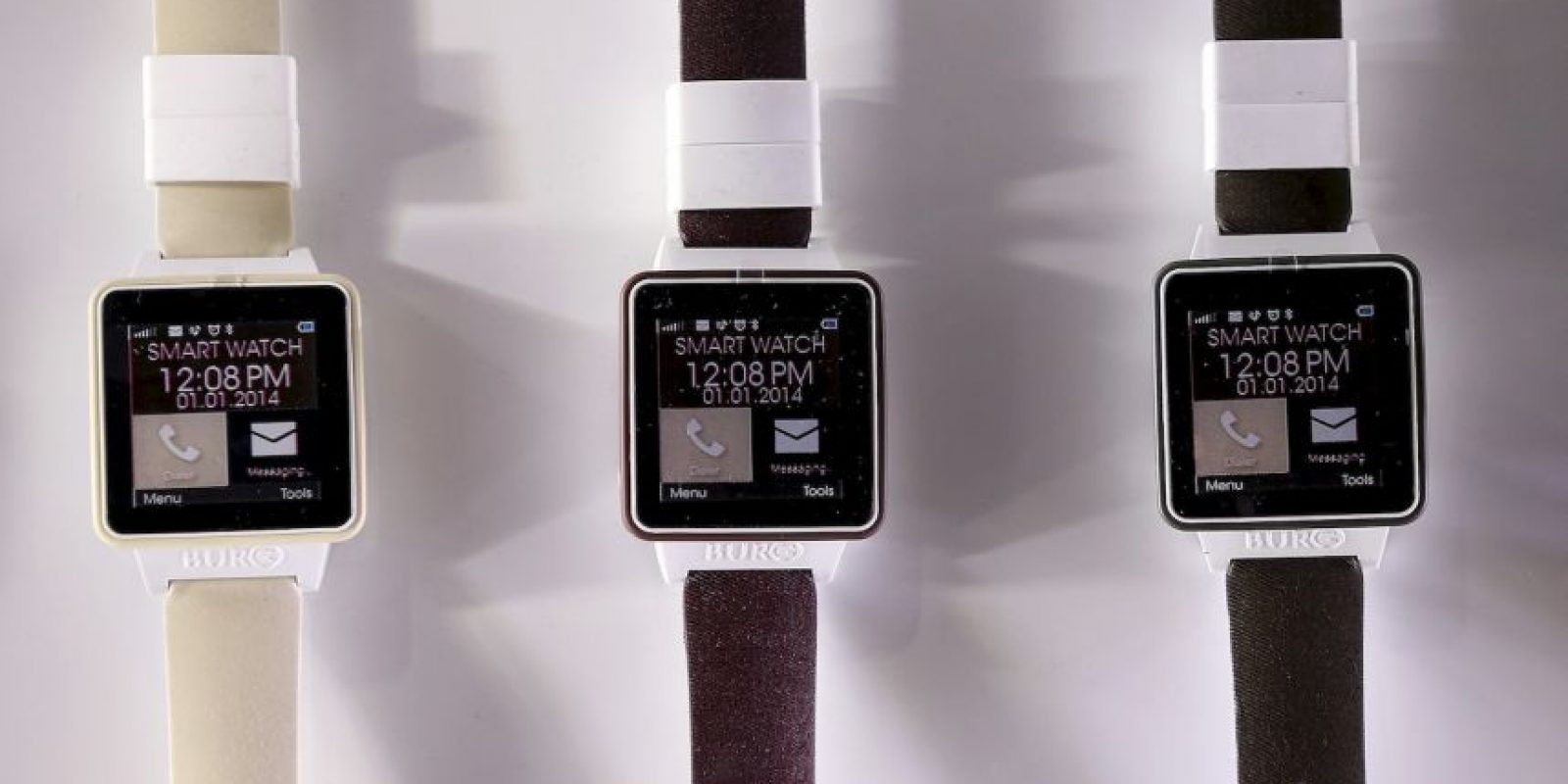 Se especula que la pantalla para el Apple Watch 2 sea creada por la empresa Samsung. Foto: Getty