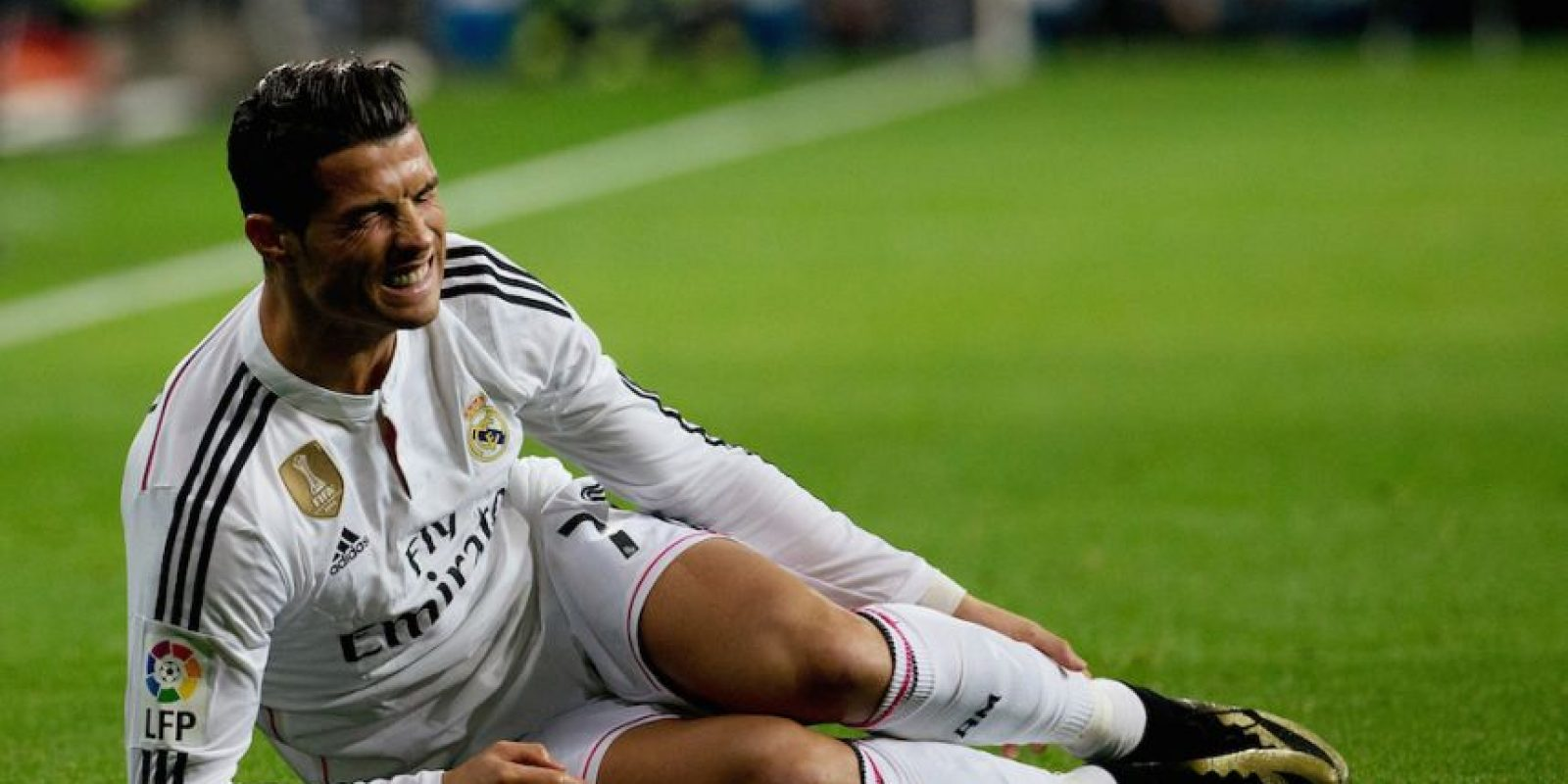 El delantero del Real Madrid no ha rendido igual que en 2014. Foto:Getty Images