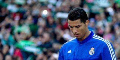 Cristiano Ronaldo ha tenido un mal inicio de año. Foto:Getty Images