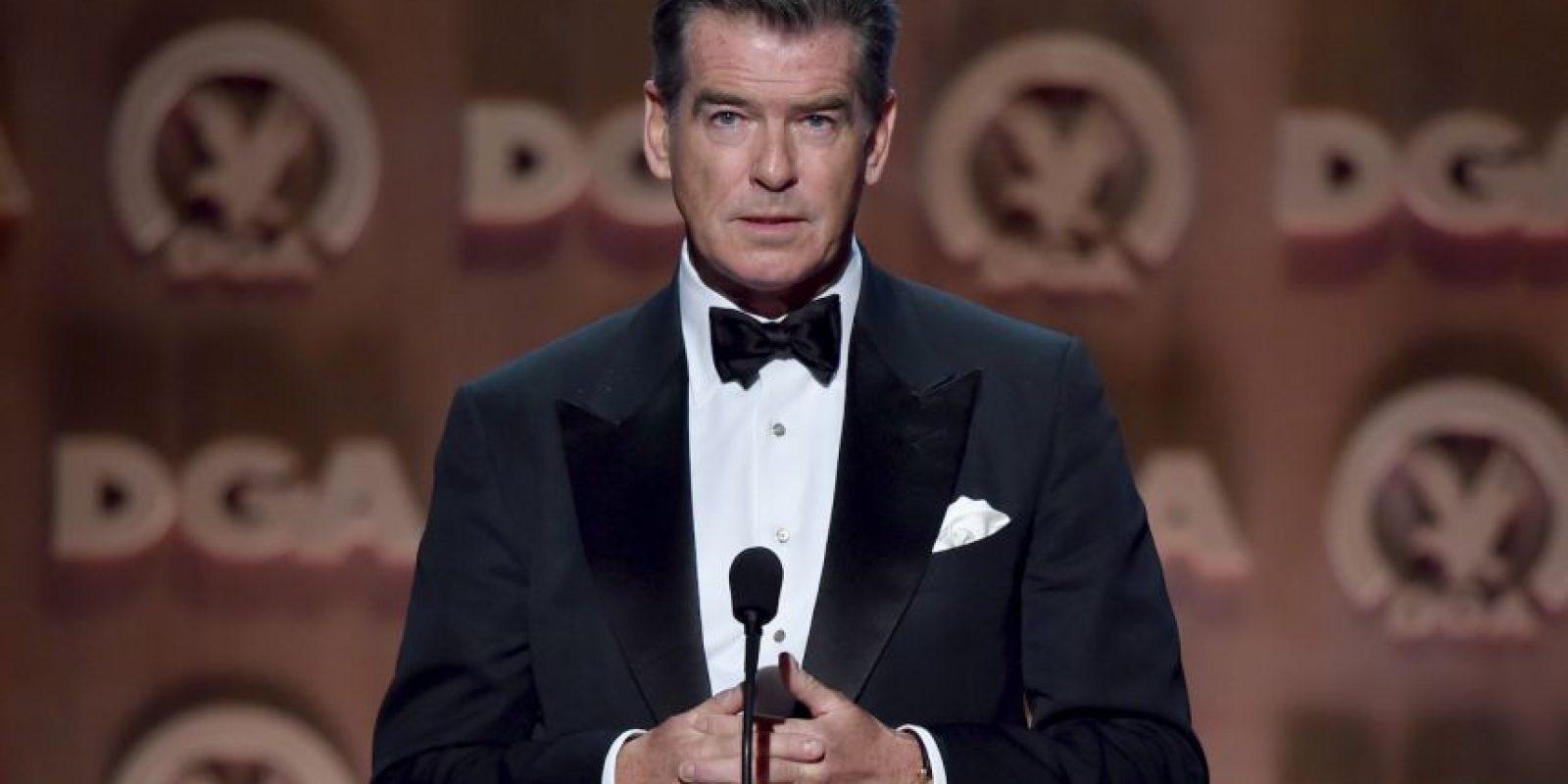Pierce Brosnan Foto:Getty Images