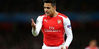 Alexis no fue tan contundente como se esperaba. Foto:Getty Images