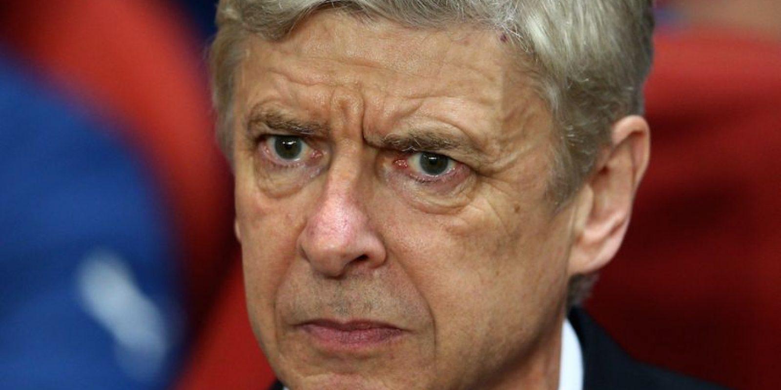 Arsène Wenger tiene un reto complicado al frente del Arsenal. Foto:Getty Images