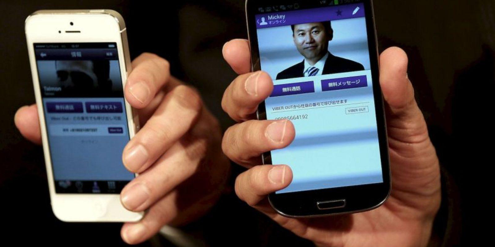 Ciber fue la aplicación modelo para las nuevas funciones. Foto:Getty