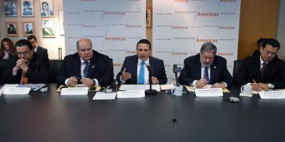 Congresistas de EE. UU. conocerán el plan de la Alianza para la Prosperidad