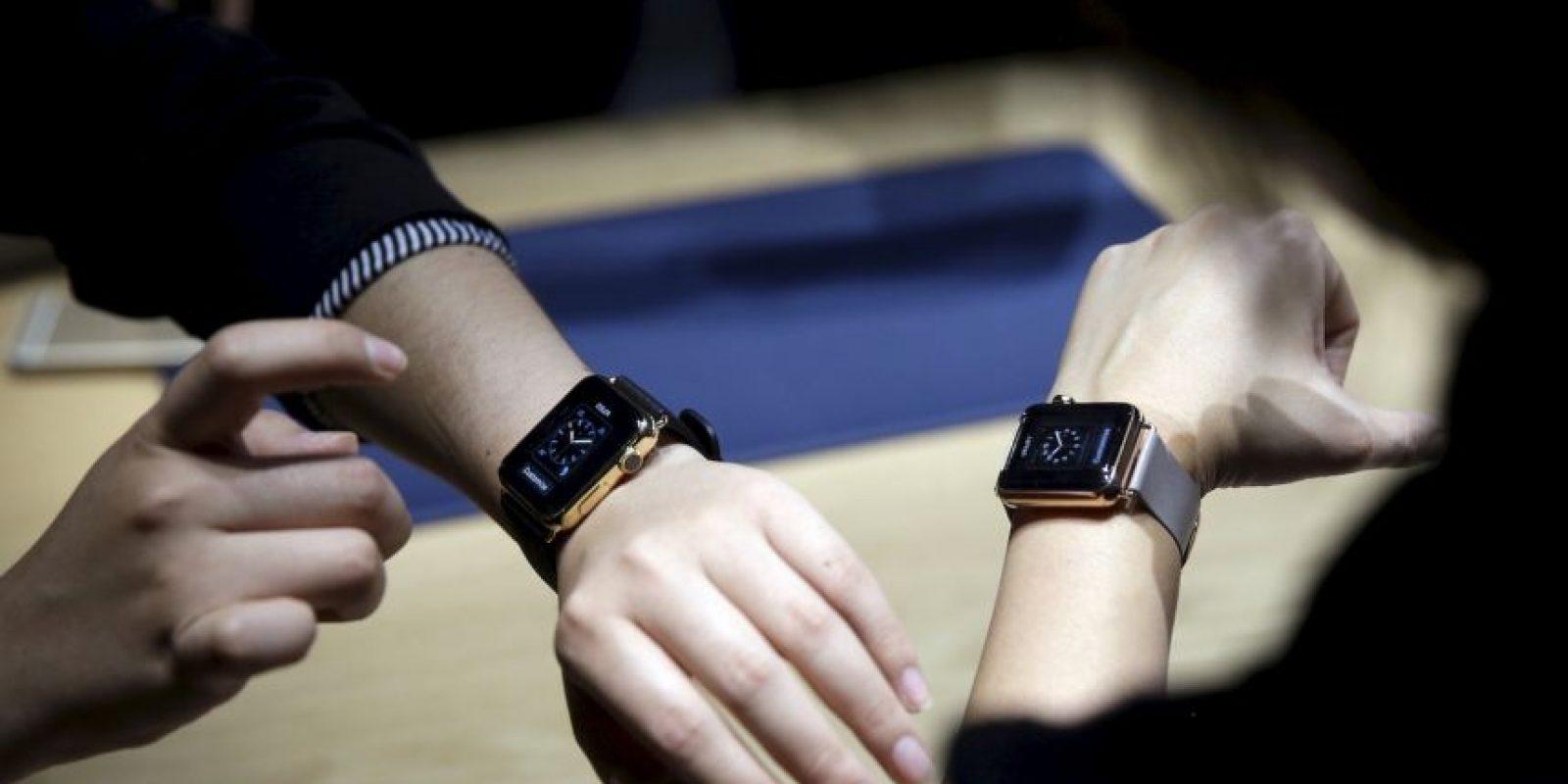 Marcas como Samsung, Motorola y Swatch también han anunciado los lanzamientos de sus relojes inteligentes. Foto:Getty