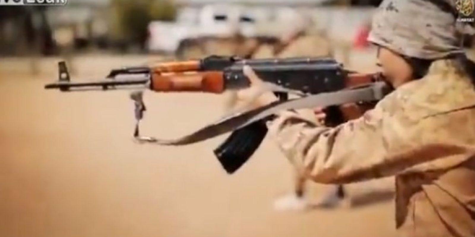 Son entrenados para participar en actos terroristas Foto:Twitter