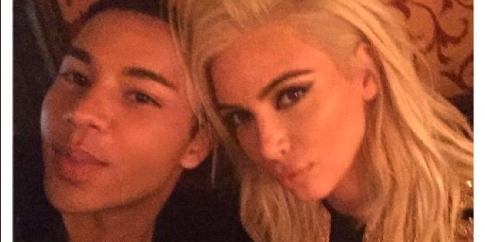 Kim Kardashian Foto:@kimkardashian