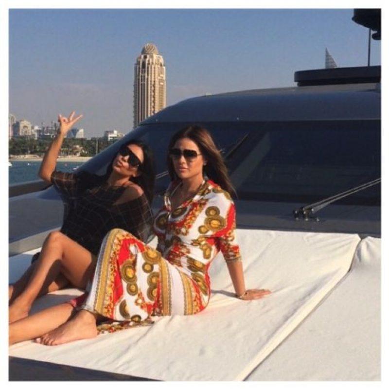 La hija de Laura Bozzo lleva una vida llena de lujos y comodidades como la socialité Foto:Instagram @kimkardashian