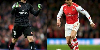 EN VIVO: Mónaco vs. Arsenal, Ospina y Sánchez buscan histórica remontada