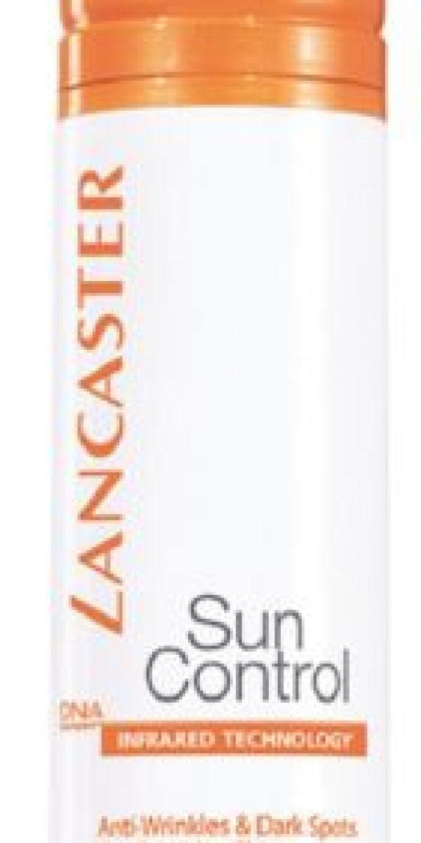 5. Lancaster. Protector solar radiante resplandor SPF50. US$28/€46. lancaster-beauty.com