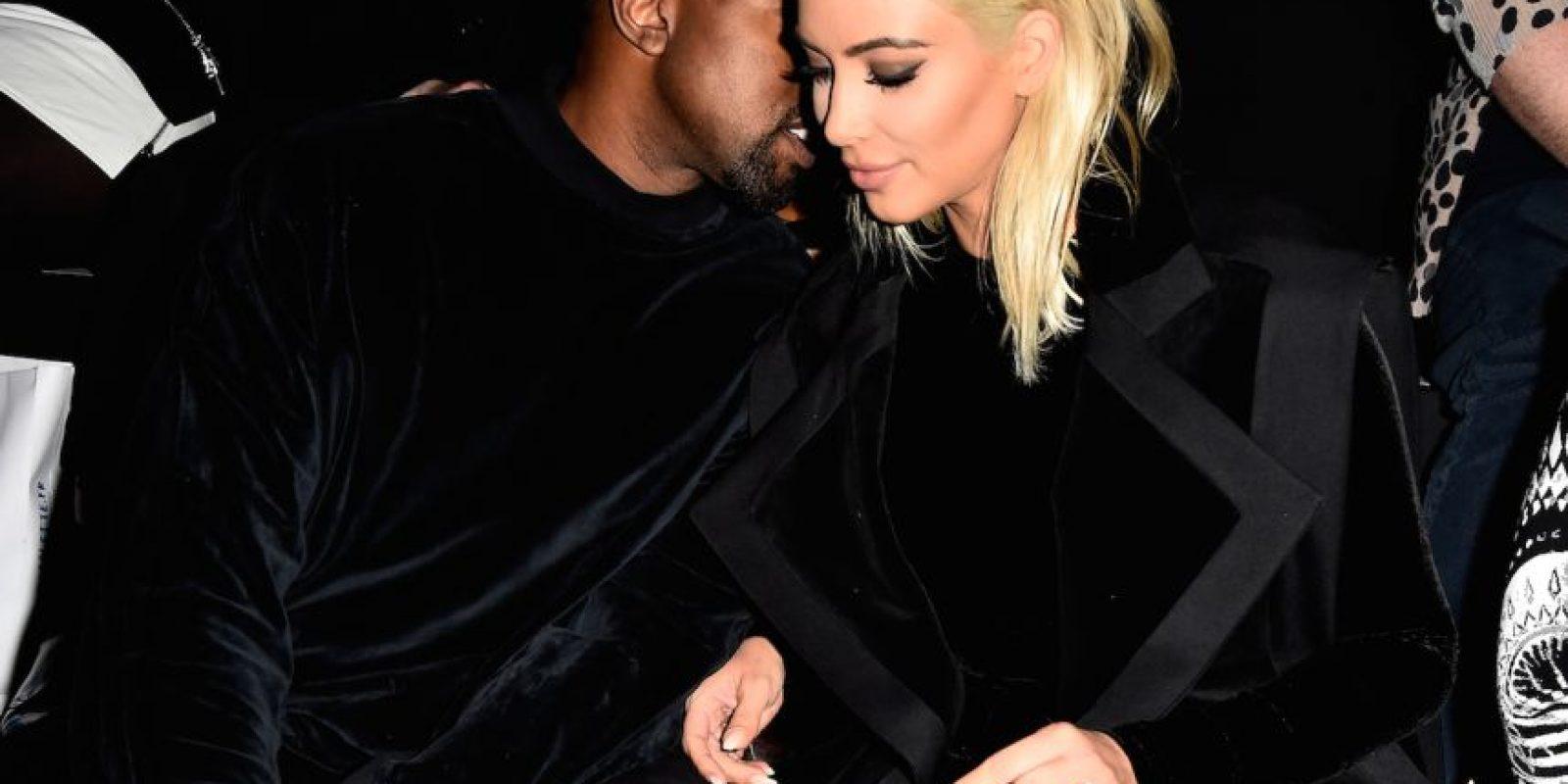 El deseo de Kim se ha intensificado ya que la ha llevado a llamarle a su esposo para tener sexo en cualquier momento. Foto:Getty