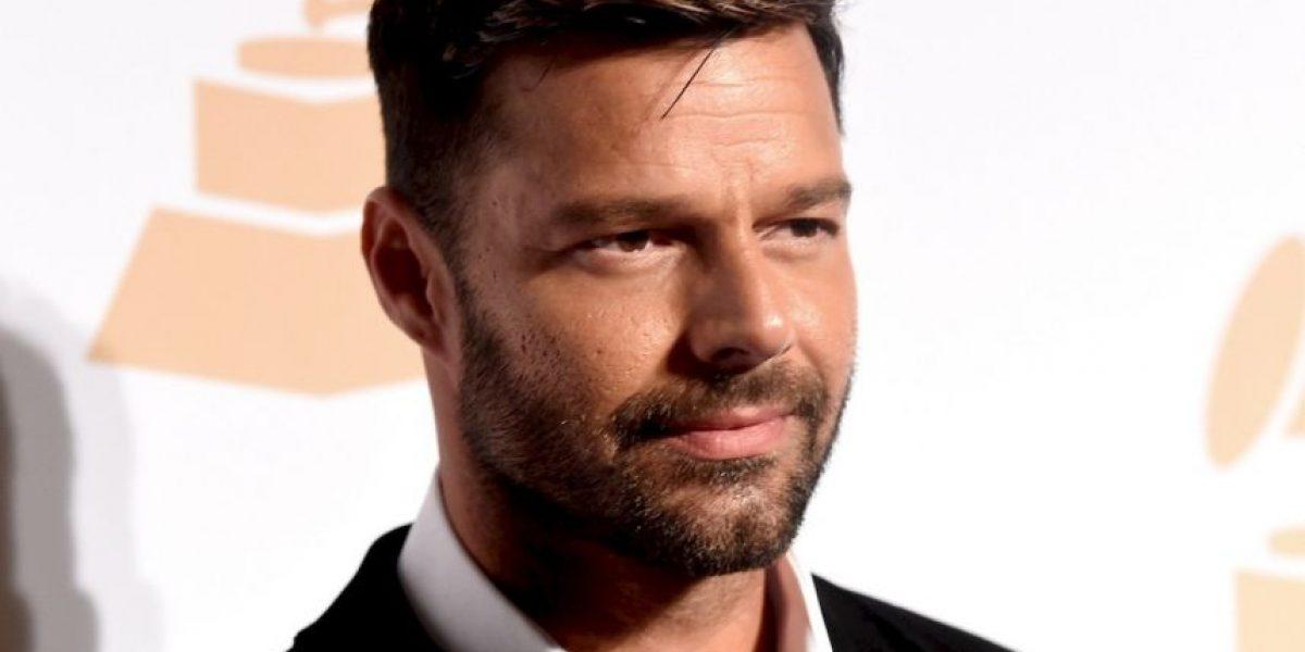 Ricky Martin aboga por el matrimonio igualitario a través de Twitter