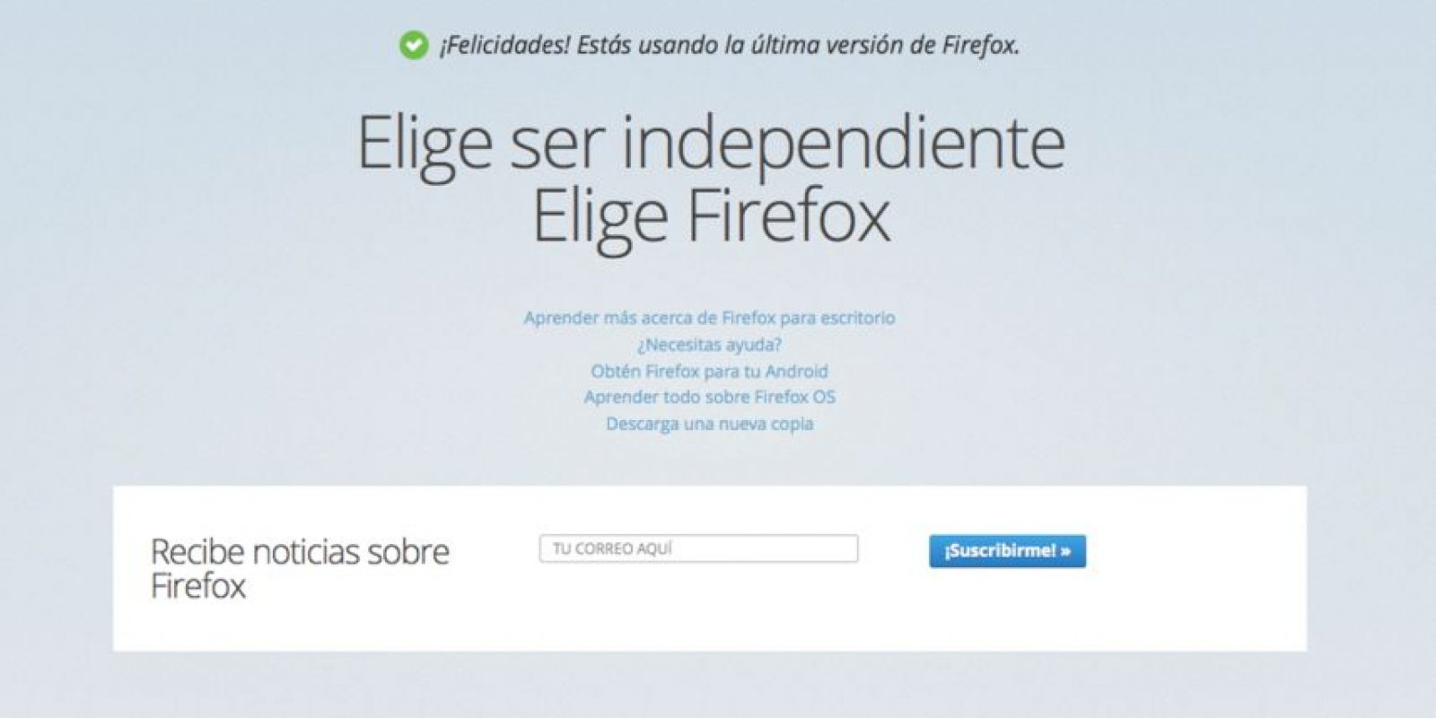 El software de Firefox y Google Chrome son gratuitos, algo que siempre fue un impedimento para el Internet Explorer. Foto: Getty