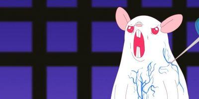 """Muestran cómo fueron """"transformados"""" los ratones. Foto:Animation Domination High Def"""