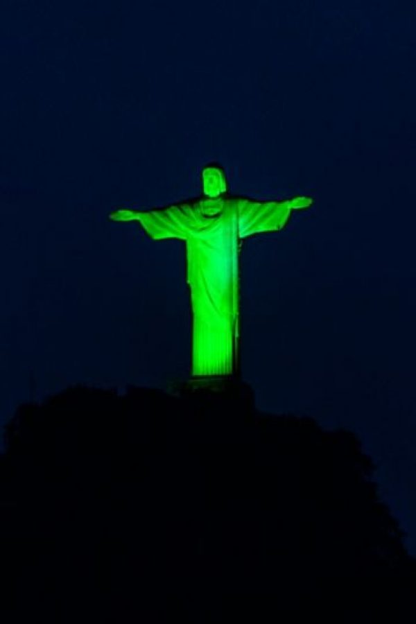 Cristo Redentor – Brasil Foto:AFP
