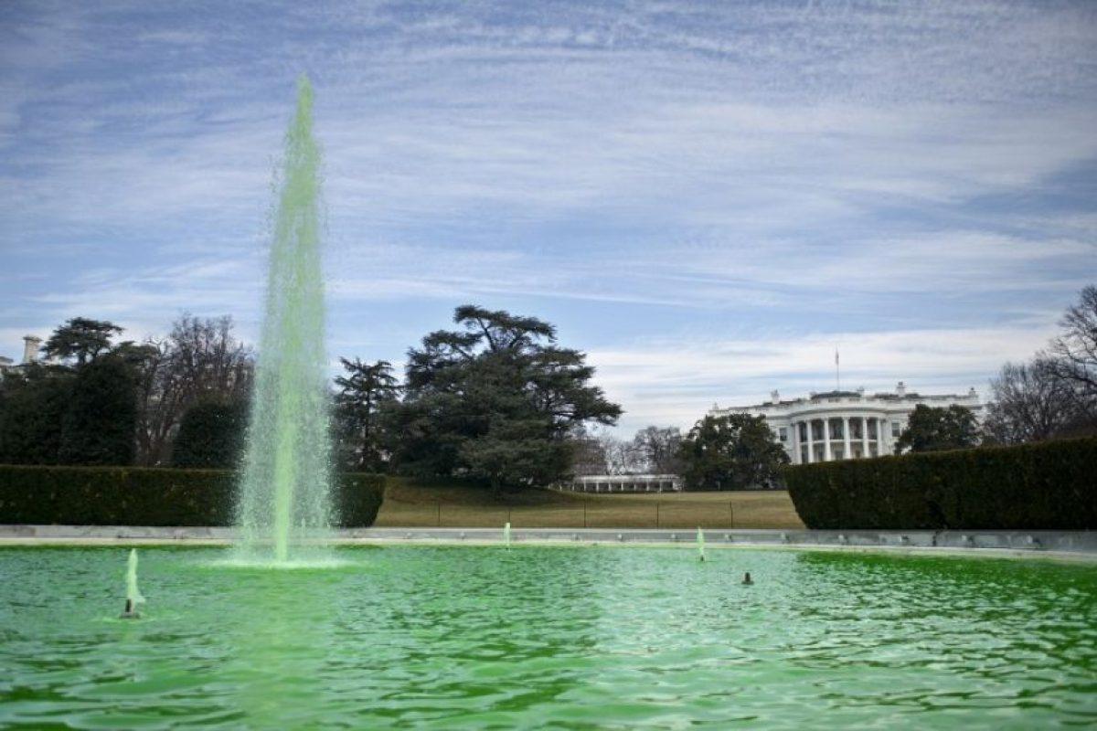 La Casa Blanca – Estados Unidos Foto:AFP