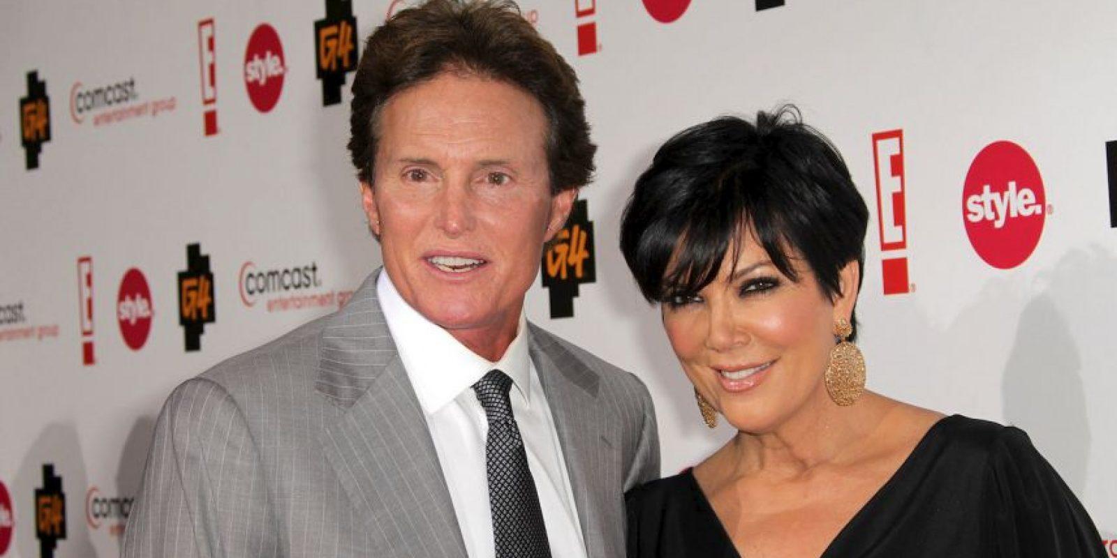 Por varios años estuvo casado con Kris Jenner Foto:Getty