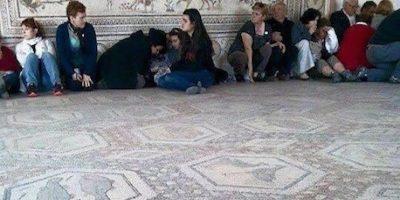 VIDEOS: Así se vivió el atentado y rescate de rehenes en museo de Túnez