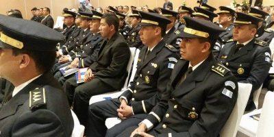 Policía inicia nueva etapa de organización en unidades de investigación