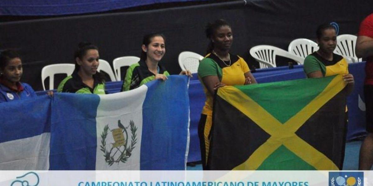 Guatemaltecos ganan plazas para los Juegos Panamericanos