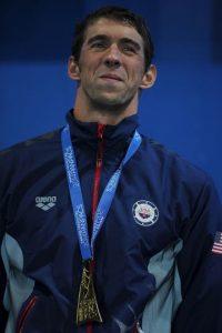 Cosechó 22 medallas en los Juegos Olímpicos Foto:Getty Images