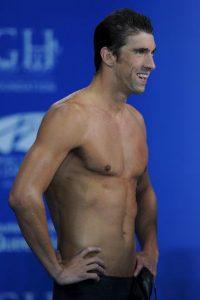 El nadador es el máximo ganador de medallas en la historia de los Juegos Olímpicos Foto:Getty Images