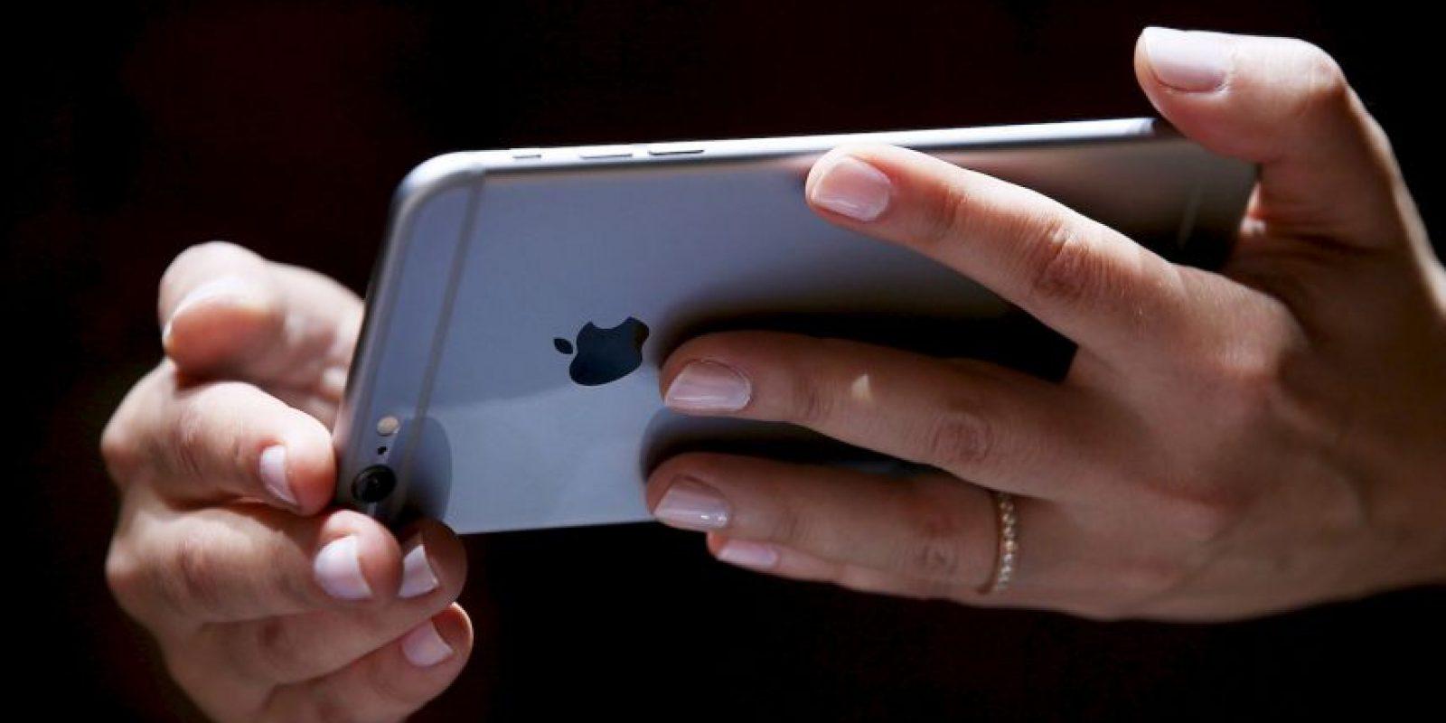 El iPhone es uno de los smartphones más cotizados y populares en el mundo. Foto:Getty